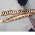 Оригинальный мужской браслет 22 см, 25 г