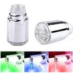 LED насадка на кран, окрашивающая воду в 3 цвета